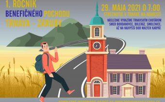 Pozvánka na pochod Trnava – Záruby